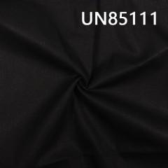 """UN85111 棉粘染底(黑经黑纬)四片右斜牛仔布10.5oz 63/64"""""""