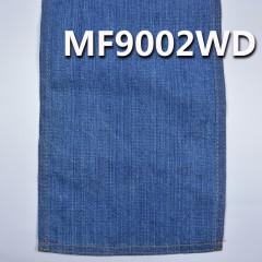 "MF9002WD 83.5%棉15.4%涤1.1弹力竹节右斜洗水牛仔布 57/58"" 9OZ(中蓝)"
