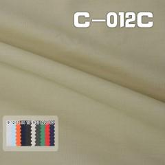 "全棉平纹布 125g/m2 43/44"" 133*72/40*40 C-012C"