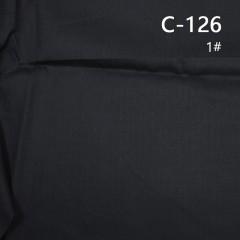 """C-126 全棉薄人字斜204g/m2 57/58"""""""