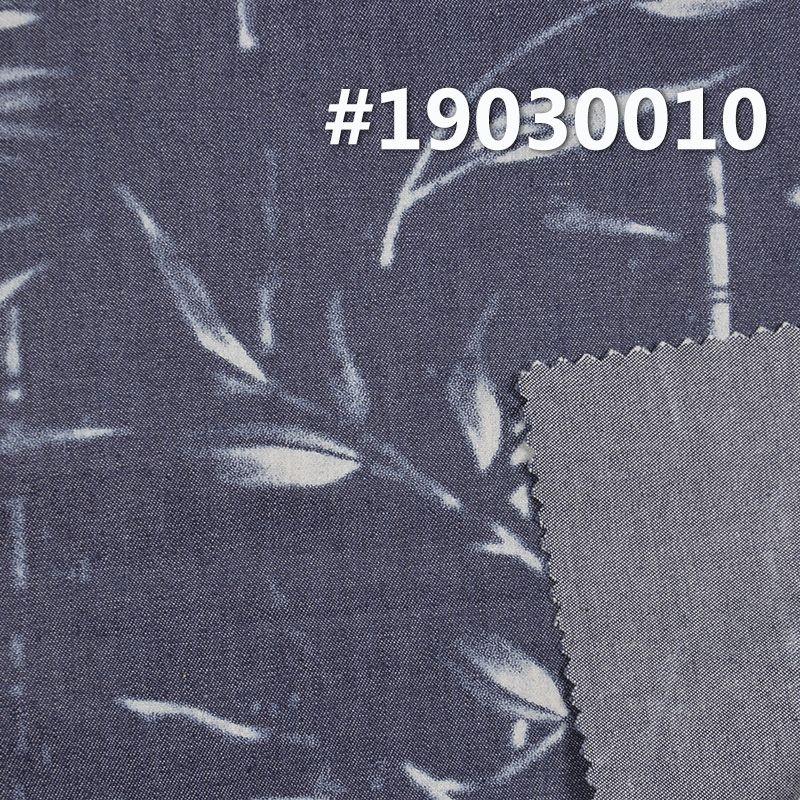 100%棉印花牛仔布 4.5OZ 58.5