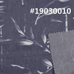 """100%棉印花牛仔布 4.5OZ 58.5"""" #19030010"""