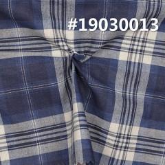 """全棉学院风INDIGO色织格子 3.8OZ 57.5"""" #19030013"""