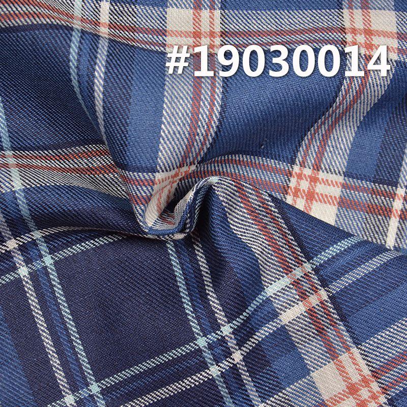 全棉色织格子布 4.5OZ 58.5