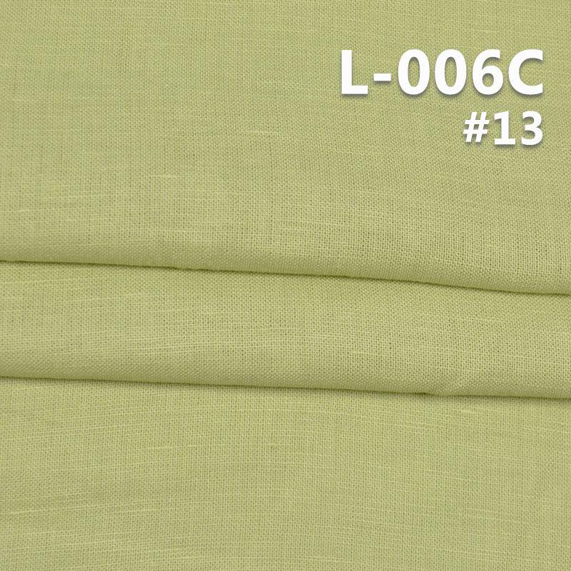 亞麻棉染色布160g/m243/44
