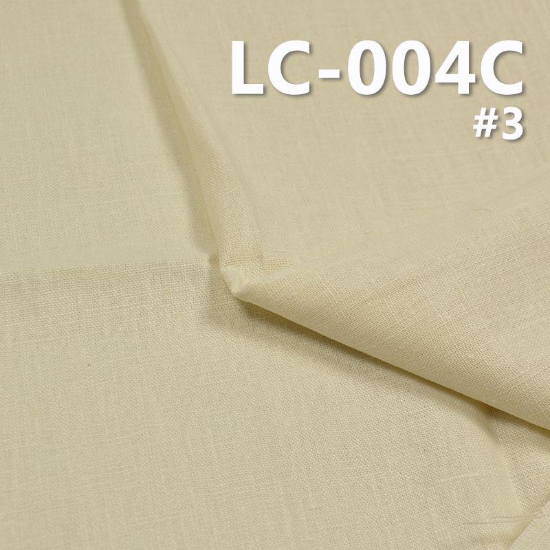 麻棉染色布220g/m243/44