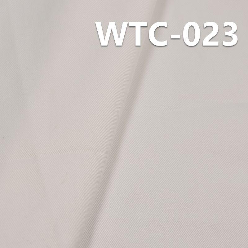 【半漂】WTC-023 80%涤纶 20%棉 3/1斜纹染色布108*58/21*21 195g/m2 57/58