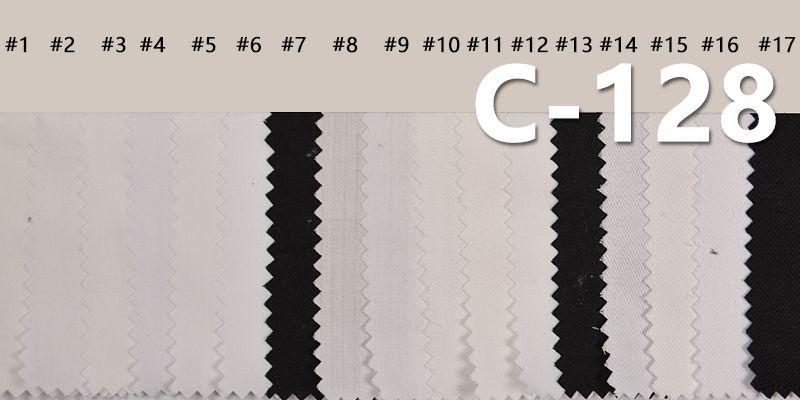 """TC108*58纱卡 TC涤棉口袋布 195g/m2 57/58"""" C-128"""