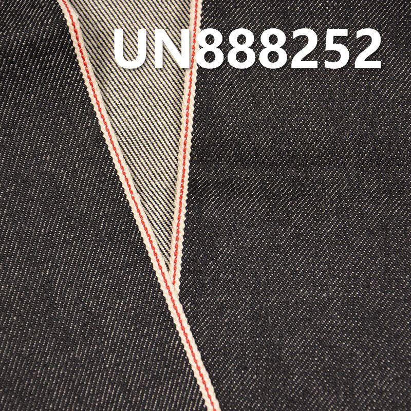 全棉右斜红边牛仔 14.5oz 31/32