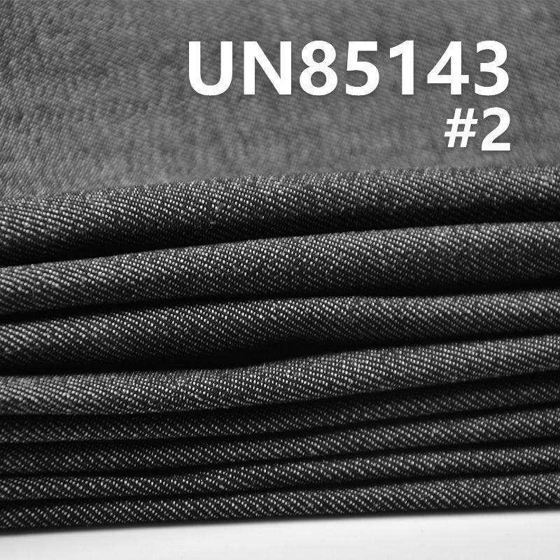 UN8514323%涤75%棉2%弹力涤棉弹力竹节右斜牛仔布60/61