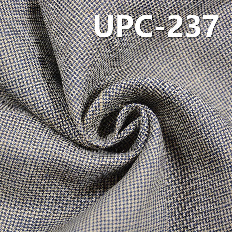 """全棉色织千鸟格 130g/m2 57/58"""" UPC-237"""