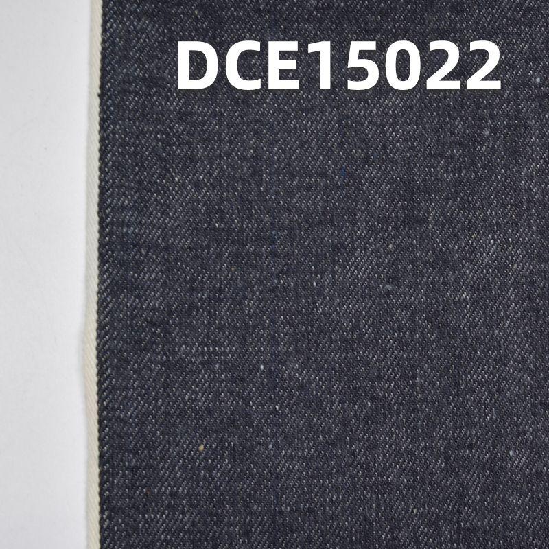 """全棉右斜红边牛仔布 31/32"""" 12.6oz DCE15022"""