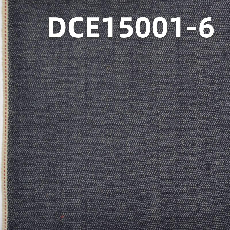 牛仔布 DCE15001-6 厂家现货特价 面料 全棉红边牛仔布 11OZ 30/31