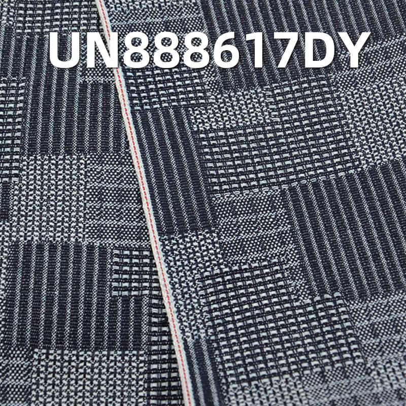 全棉提花牛仔布 13OZ 31/32