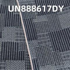"""全棉提花牛仔布 13OZ 31/32"""" UN888617DY"""