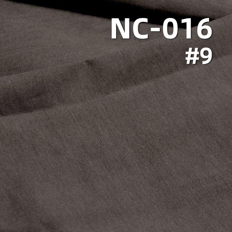 NC-016 C/N104x66磨毛染色防水布  57/8