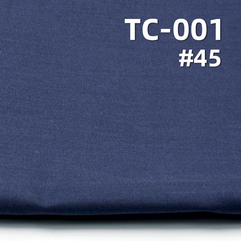 """TC-001 T/C 防水油光 42/43"""""""